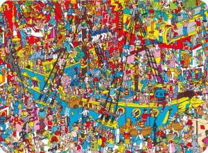 Onde está o Wally