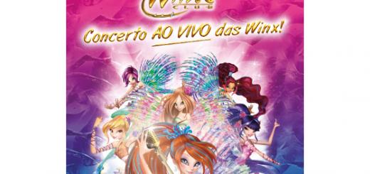 Concerto Winx Ao Vivo