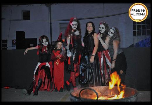 Halloween em Santa Maria da Feira
