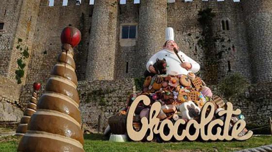 festival de chocolate 211bidos 2018 portal das crian231as