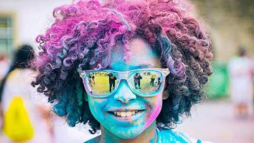 Life Holi Color