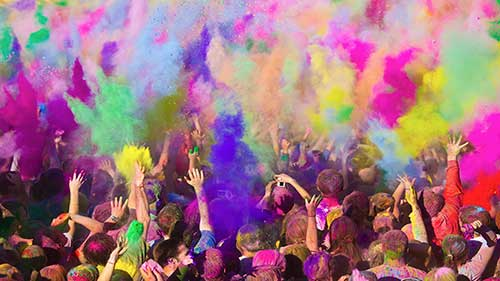 Life Holi Color