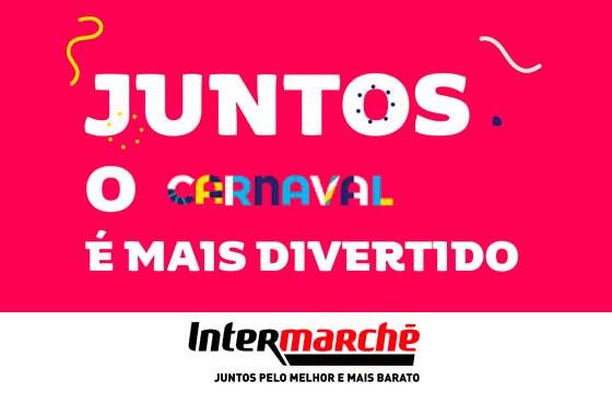 Folheto Intermarché Carnaval