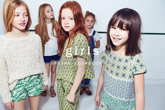 Cat logo zara kids primavera 2015 portal das crian as - Zara kids catalogo ...