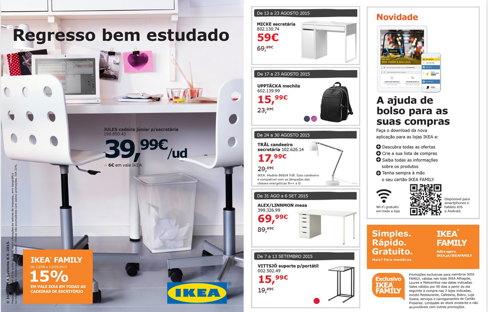 Ikea regresso s aulas portal das crian as - Porta tablet ikea ...