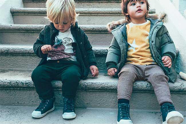 catálogo zara kids outono inverno 2017/2018