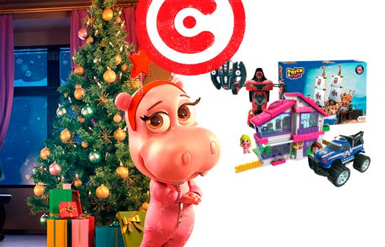 Catálogo Continente Brinquedos de Natal