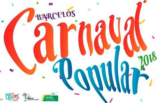 Carnaval de Barcelos 2018