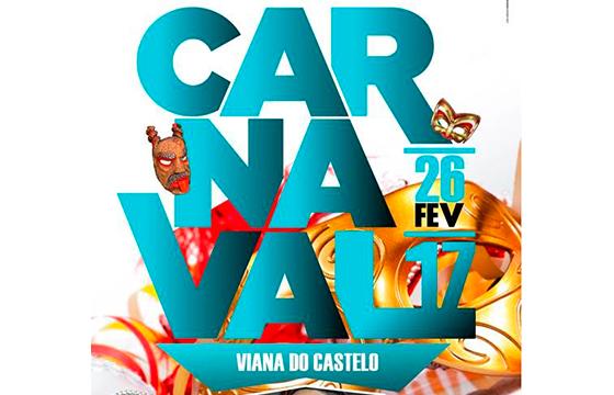 Carnaval em Viana do Castelo 2017