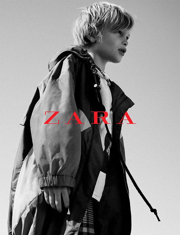 Catálogo Primavera Verão Zara Kids