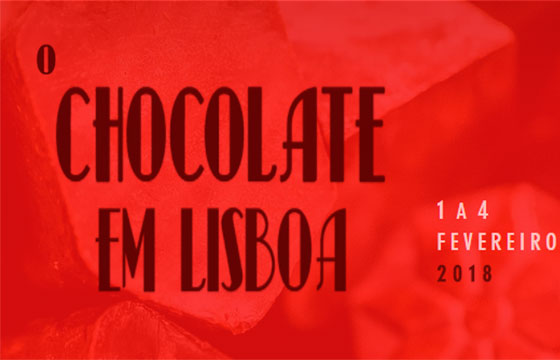 Chocolate em Lisboa 2018