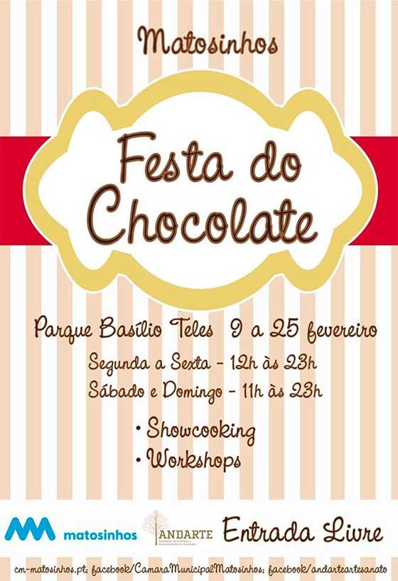 Feira do Chocolate em Matosinhos