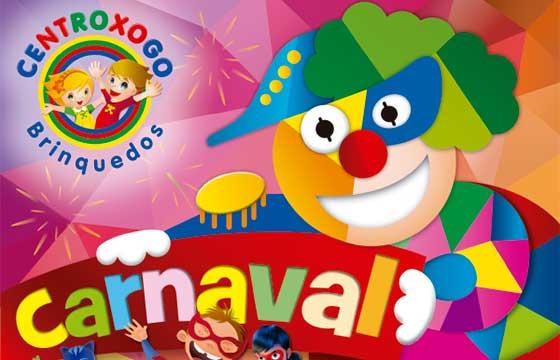 Folheto de Carnaval Centroxogo