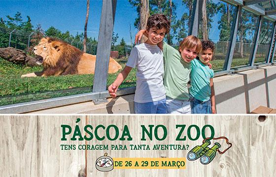ATL Páscoa no Zoo de Santo Inácio