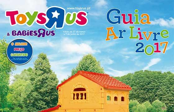 catálogo ToysRus - Guia Ar Livre