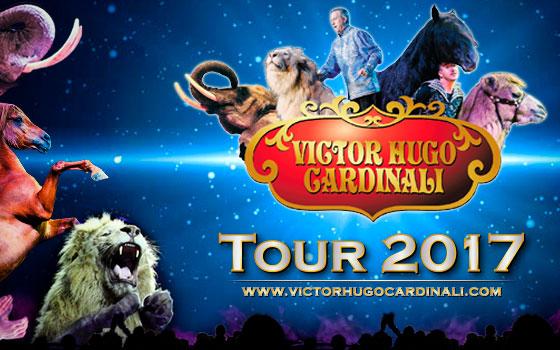 VCirco Victor Hugo Cardinali