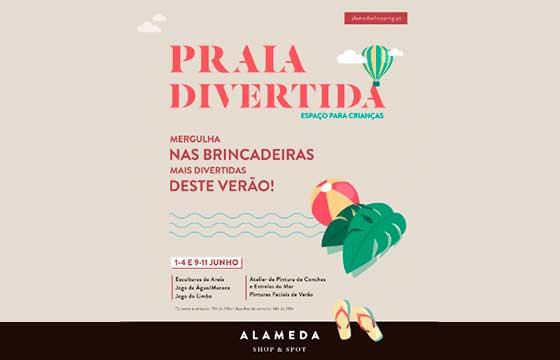 Alameda Summer Market celebra Dia Mundial da Criança