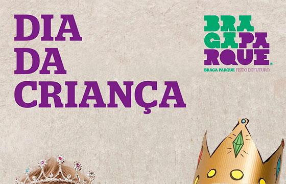 Dia Mundial da Criança no Braga Parque