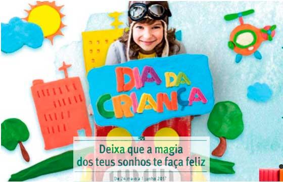 Folheto Jumbo Dia da Criança