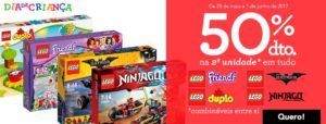 promoção Toys R us para o dia da criança