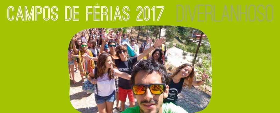 campos de férias diverlanhoso 2017