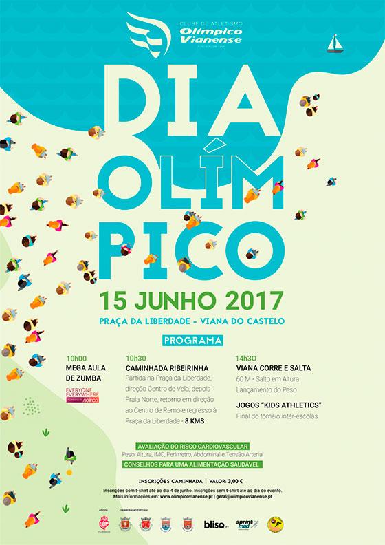 Dia Olímpico em Viana do Castelo