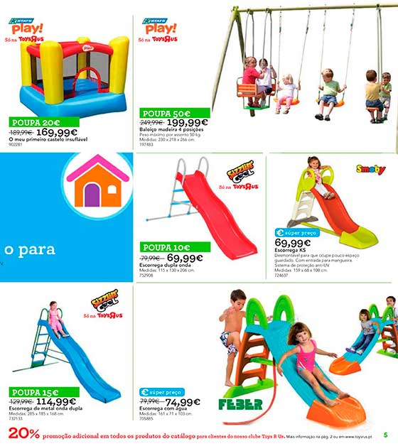 Catálogo Verão ToysRus