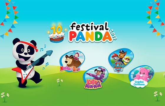Digressão do Festival Panda
