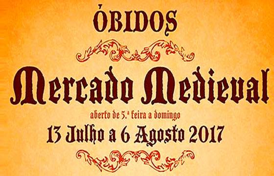 Feira Medieval de Óbidos