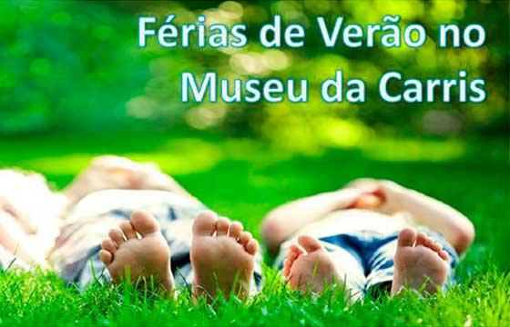 Férias de Verão no Museu Carris