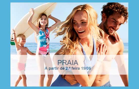 Folheto Lidl Praia