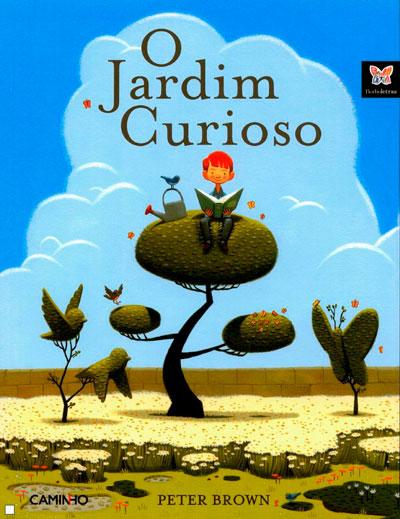 livro O Jardim Curioso