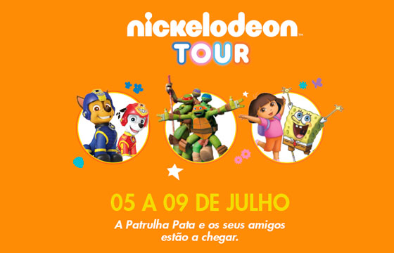 Tour Nickelodeon