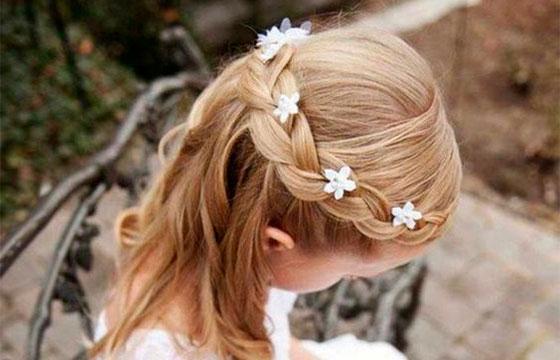 5 ideias de tranças para menina
