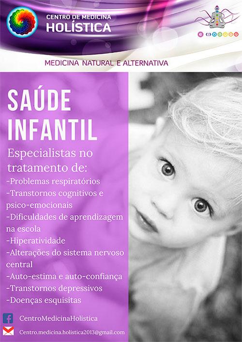 centro de medicina holistica - saude infantil