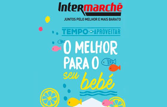 Folheto Intermarché Bebé