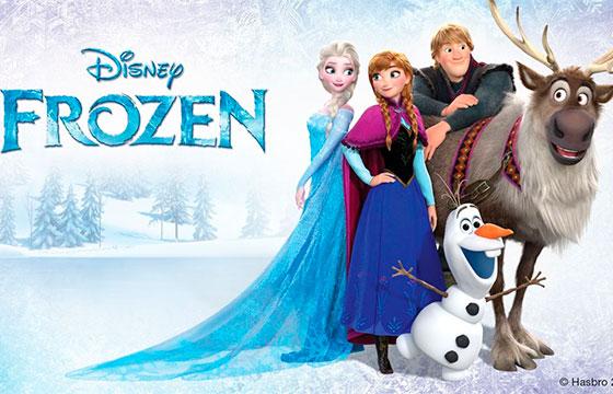 Livros Frozen - literatura infantil