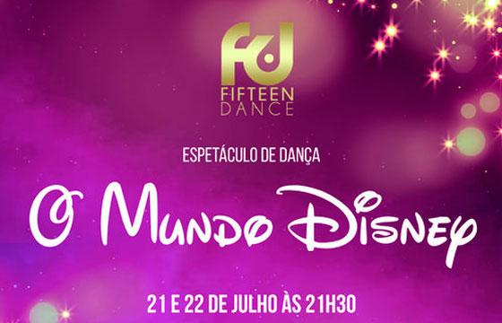 O Mundo Disney - Espetáculo de Dança