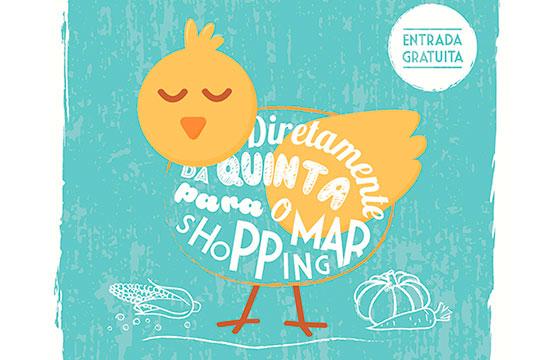 """Quinta"" Pedagógica no Mar Shopping"