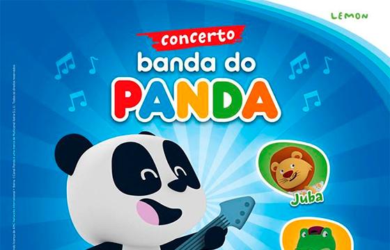 Festa com a Banda do Panda em Vila Nova de Cerveira