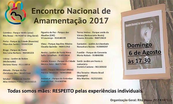 ENA - Encontro nacional de amamentação 2017