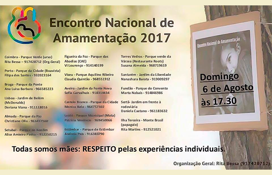 Encontro Nacional de Amamentação 2017