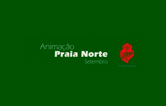 Animação na Praia Norte – Viana do Castelo
