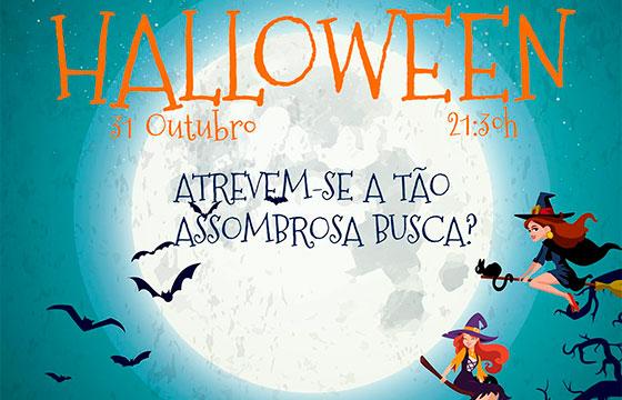 Halloween em Braga
