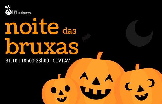 Noite das Bruxas no Centro Ciência Viva de Tavira