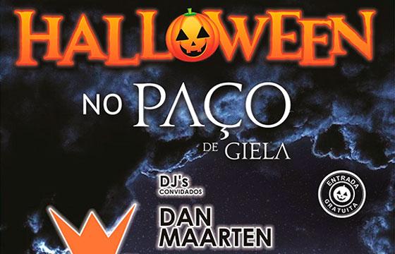 Halloween no Paço de Giela