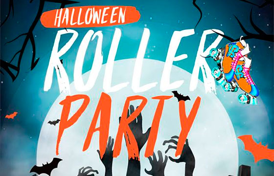 Halloween Roller Party