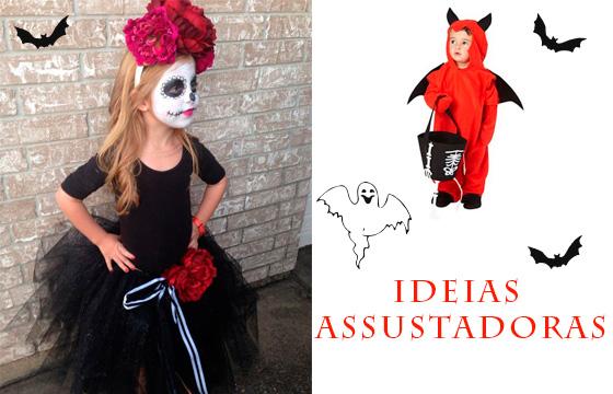 10 ideias de disfarces para o Halloween