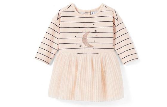 10 Ideias de Vestido para Bebé Menina