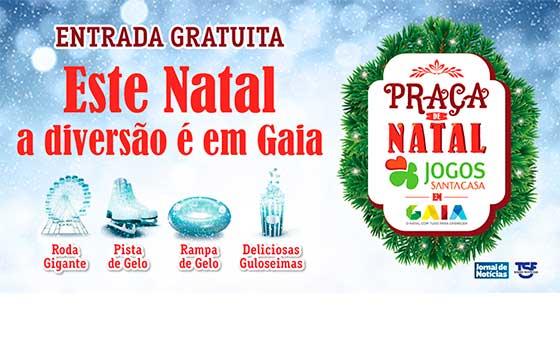 Natal em Gaia